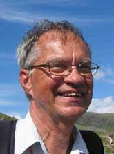 Contact information. Lennart Andersson - portrait